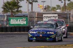 #80 Kinetic Motorsports BMW M3 Coupe: Rafael Betances, Manuel Soltero