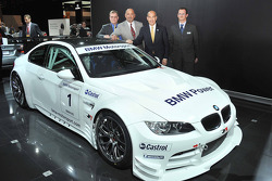 Rahal Letterman Racing BMW M3 LM GT2