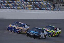 Ryan Newman, Michael Waltrip and