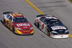 Dale Earnhardt Jr. and Clint Bowyer