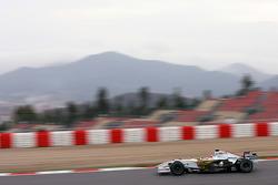 Vitantonio Liuzzi, Test Driver, Force India F1 Team, VJM01