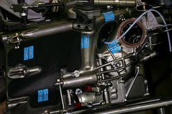 Honda RA108 gear box detail