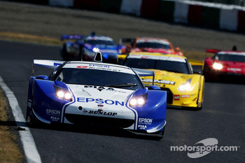 #32 Epson NSX: Loic DUVAL, Katsuyuki Hiranaka