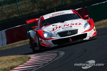 #39 Denso Dunlop Sard SC430: Toranosuke Takagi, Andre Couto