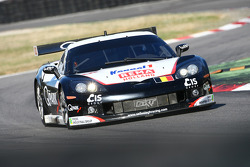 #3 Selleslagh Racing Corvette C6R: Xavier Massen, Soheil Ayari, Bruno Hernandez