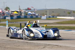 #20 Dyson Racing Team Porsche RS Spyder: Butch Leitzinger, Marino Franchitti, Andy Lally