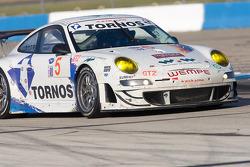 #5 VICI Racing Porsche 911 GT3 RSR: Uwe Alzen, Craig Stanton, Nathan Swartzbaugh