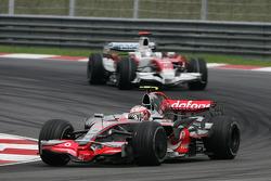 Heikki Kovalainen, McLaren Mercedes, MP4