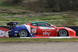 GT3 Ferrari 430: Michael Cullen and Paddy Shovlin