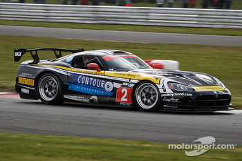 GT3 Dodge Viper: Nick Foster and Oliver Bryant