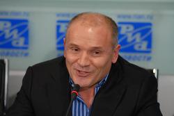 Alexander Nifontov, President of Russian Motocycle Federation