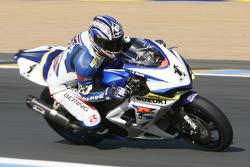 Guillaume Dietrich, Suzuki GSX R1000