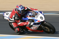 Pierre Chapuis, Yamaha YZF R1