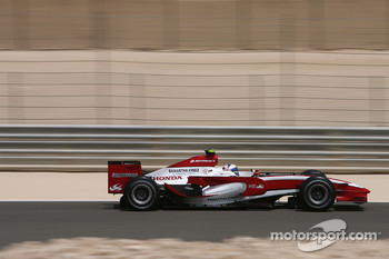 Anthony Davidson, Super Aguri F1 Team, SA08