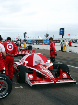 Car of Scott Dixon