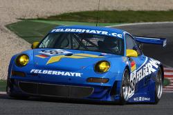 #88 Felbermayr - Proton Porsche 997 GT3 RSR: Horst Felbermay Jr., Christian Ried