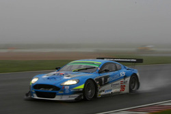 #36 Jetalliance Racing Aston Martin DBR9: Lukas Lichtner-Hoyer, Alex Müller