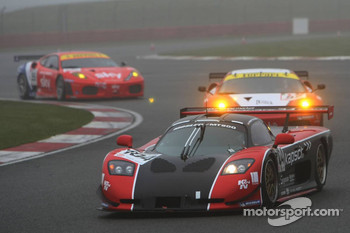 #104 Go To One Mosler MT900: Kenneth Heyer, Stepan Vojtech