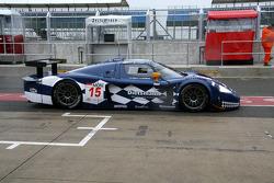 #15 JMB Racing Maserati MC12: Ben Aucott, Peter Kutemann