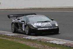 #47 Tech 9 Motorsport Lamborghini Gallardo: Marius Ritskes, Dennis Retera