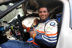 Nasser Al Attiyah and Tina Thorner