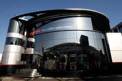 McLaren Mercedes, Motorhome