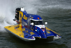 #11 Team Touax Tfi: Fabrice Boulier, Philippe Jouen, Nicolas Ottman, Philippe Lecomte