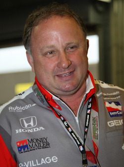 Jim Freundenberg, co-owner of Rubicon Race Team