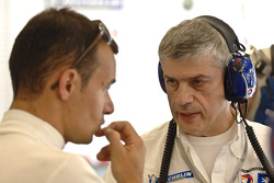 Paolo Catone talks with Stéphane Sarrazin