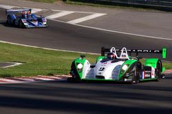 #4 Saulnier Racing Pescarolo - Judd: Jacques Nicolet, Richard Hein, Marc Faggionato