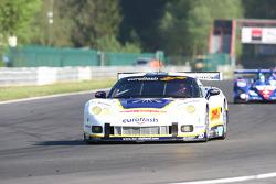 #73 Luc Alphand Aventures Corvette C6.R: Stéphane Lemeret, Jean-Luc Blanchemain, Sébastien Dumez