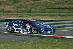 #99 JMB Ferrari F430 GT: Alain Ferté, Ben Aucott