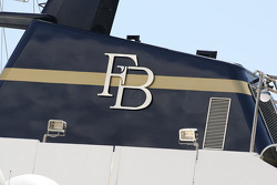 The boat of Flavio Briatore, Renault F1 Team, Team Chief, Managing Director