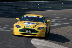 #8 Aston Martin V8 Vantage N24: Mathew Marsh, Shinichi Katsura