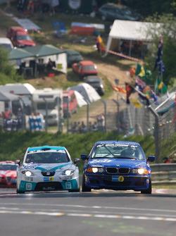 #201 Dolate Motorsport BMW E46 325i: Nikolaus Wegeler, Frank Haack, Jürgen Meyer