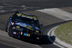#211 Pistenclub e.V. BMW M3: David Rinössi, Holger Knudsen, Peter Tschirley, Werner Cleet