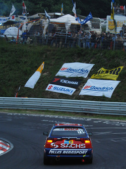 #234 Team DMV Seat Ibiza: Roman Schiemenz, Stefan Minnich, Jürgen Heinrich
