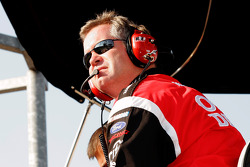 Crew Chief Bob Osborne for Carl Edwards