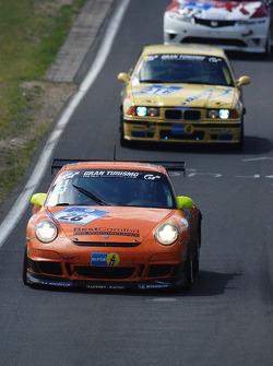 #26 Manthey Racing Porsche 911 GT3: Frank Krähling;Marc Gindorf;Peter Scharmach
