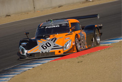 #60 Michael Shank Racing Ford Riley: Oswaldo Negri, Mark Patterson