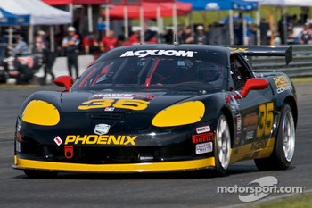 #35 Phoenix Performance Inc. Corvette: Andrew Aquilante, John Heinricy, Don Knowles
