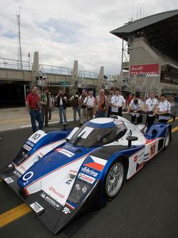 Charouz Racing System Lola Aston Martin