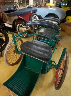 Bollé three-wheeler