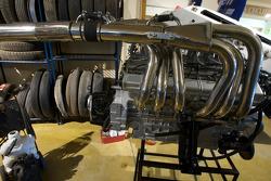 Colibri offshore powerboat Lamborghini engine