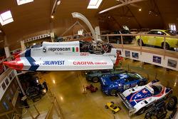 Abbate Porsche racing boat