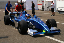 Peter Milavec GP Racing Dallara Renault 3.5 V6