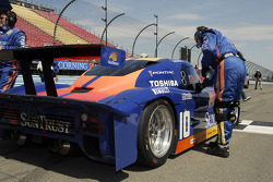 #10 SunTrust Racing Pontiac Riley: Max Angelelli, Michael Valiante