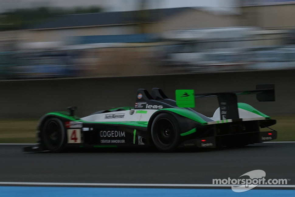 #4 Saulnier Racing Pescarolo Judd: Marc Faggionato, Jacques Nicolet, Richard Hein