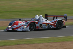 #25 RML Lola B05-40 MG: Mike Newton, Thomas Erdos, Andy Wallace