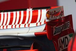 Scuderia Ferrari, F2008, Rear wing